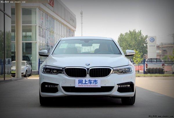 王者的对决 全新BMW 5系强势来袭-图2