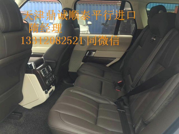 2017款路虎揽胜行政柴油汽油3.0 HSE车源-图10