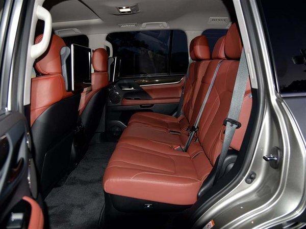 雷克萨斯LX570 极致豪华SUV精锐座驾惠享-图7