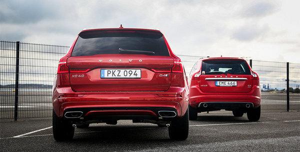 全新一代XC60 德系豪门的强劲对手来了-图9