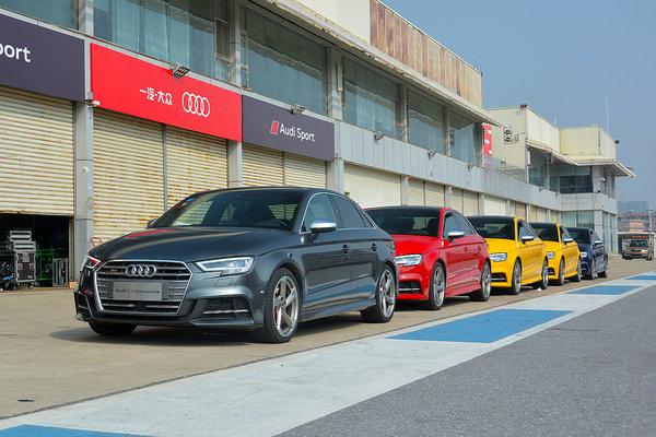 天生热爱速度激情 Audi Sport赛道体验日-图9