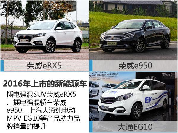 上汽新能源销量增80% 将推SUV等更多车型-图3