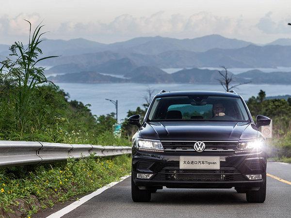 大众进口汽车Tiguan试驾体验在深圳举行-图2