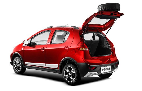 吉利熊猫能在小车市场分多少羹