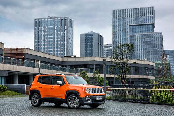 专业级SUV全新Jeep自由俠福州地区上市-图5