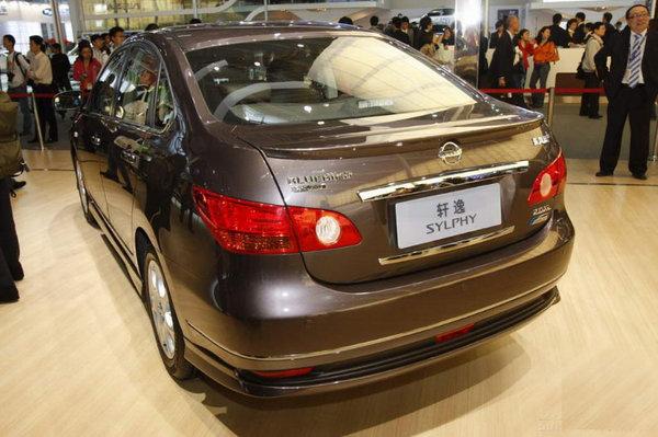 东风日产轩逸1.6L价格新款轩逸最低价格-图3