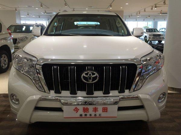 丰田霸道2700现车行情,最便宜进口普拉多价格39万,超值限时特惠图片