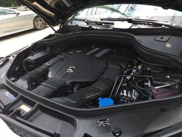 奔驰GLS450进口2017款提车价 美规/加版-图10