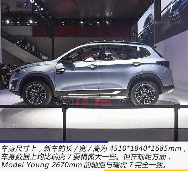 它们是国内车市的希望 广州车展中国品牌十大SUV-图10