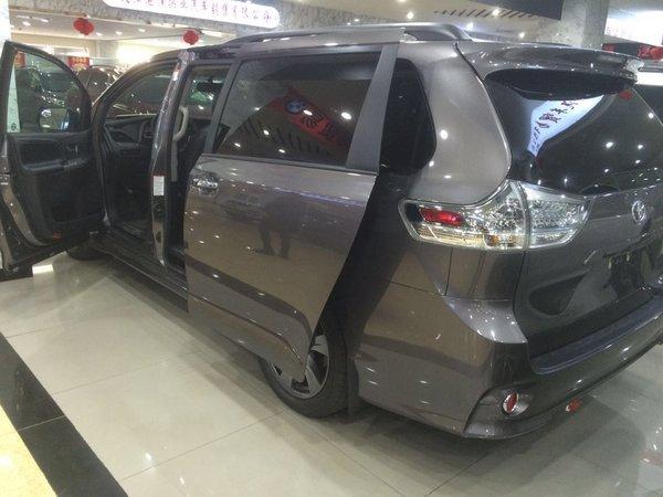 17款丰田塞纳加版真皮座椅 MPV精选逆惠-图4
