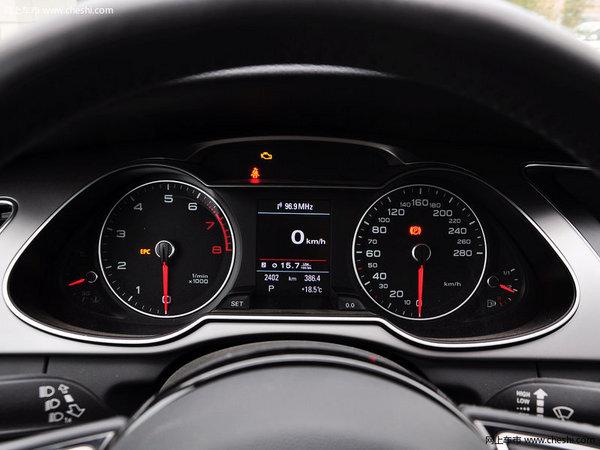 奥迪A4 allroad 最高优惠5.02万-图5