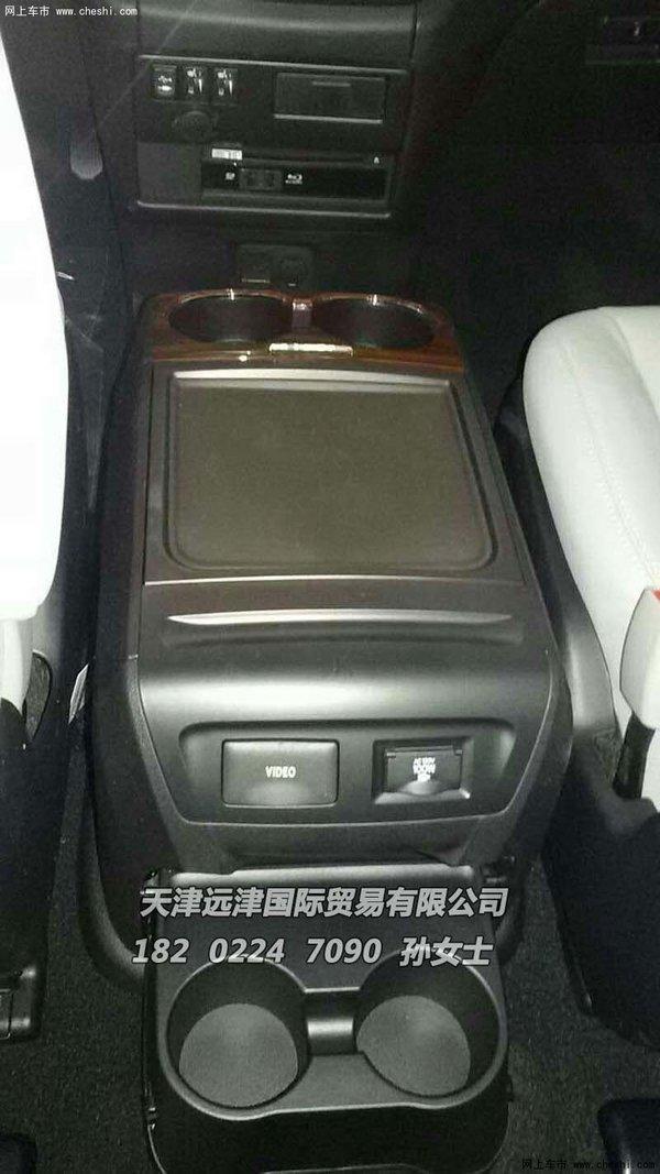 丰田塞纳3.5两驱高配带儿童座椅8座价格高清图片