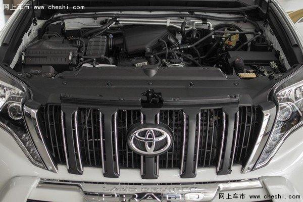 2016款丰田霸道2700 中东丐版报价37.1万