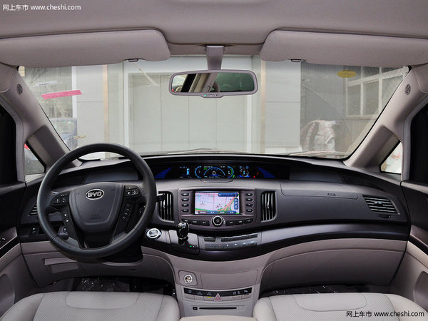 比亚迪e6售价30.98万起 欢迎试乘试驾-图3