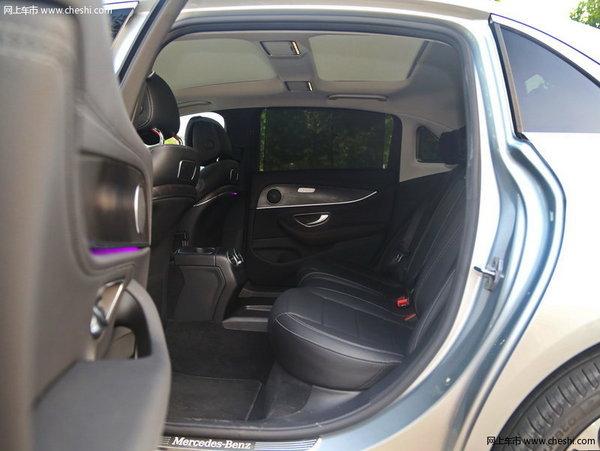 优雅豪华高贵  实拍奔驰全新E300L运动版-图3