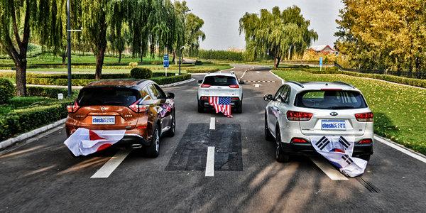 三国鼎立之SUV横评 自由光/楼兰/索兰托对比-图1