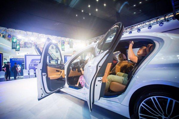 唐山星之宝全新BMW 5系发布会完美收官-图12