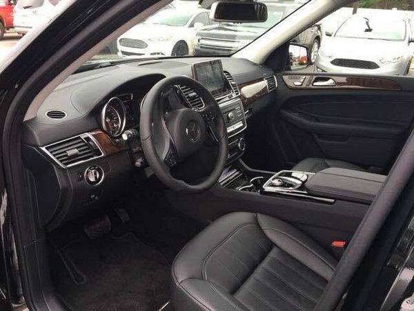 奔驰GLS450进口2017款提车价 美规/加版-图6