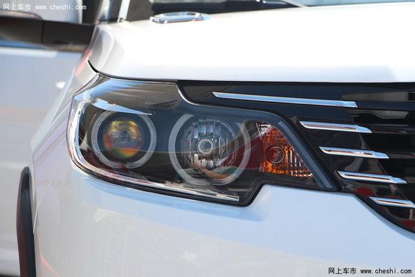 动感双T都市SUV 比速T3自动挡云南上市-图8