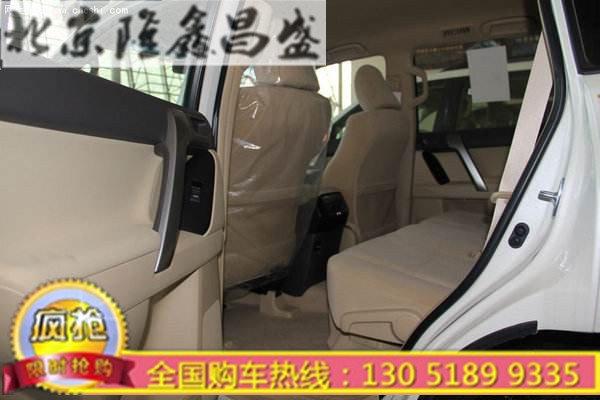 17款丰田霸道2700 宽敞舒适现车惊喜特惠-图6