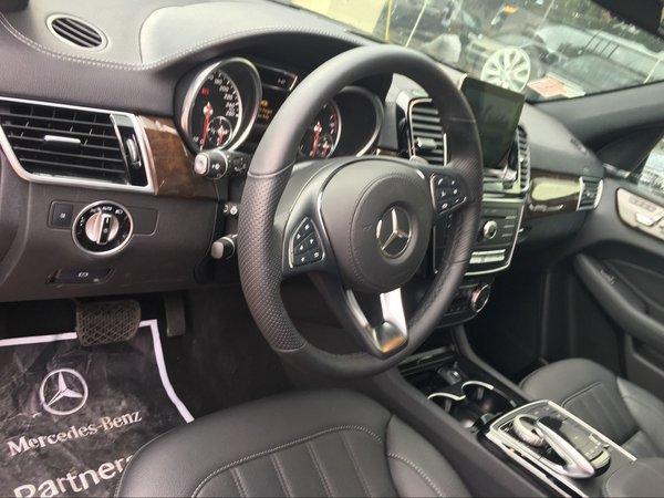 2017款奔驰GLS450现车 天津专卖特降热惠-图4