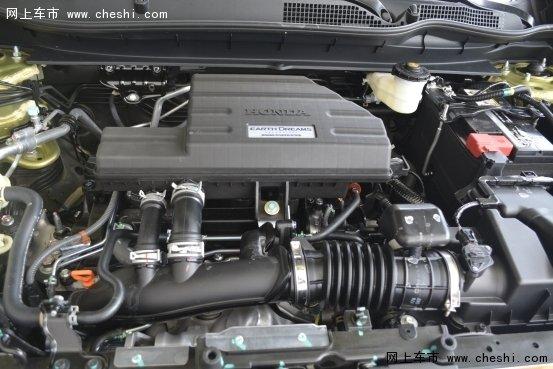 """""""心动力城市SUV""""的全新一代CR-V实拍-图19"""