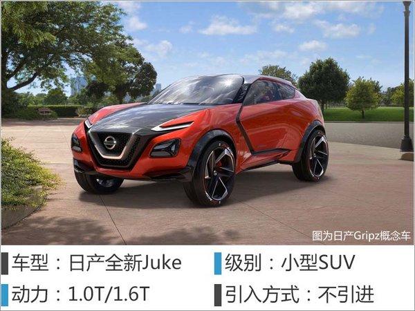 18款新车下月密集发布 SUV车型占五成-图2