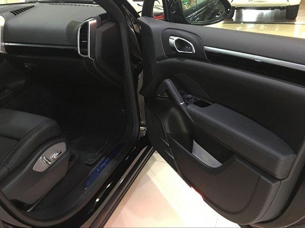 2017款保时捷卡宴 3.6汽油版优惠超值购-图8