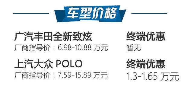 谁是真正性价比之王 全新致炫对比POLO-图2