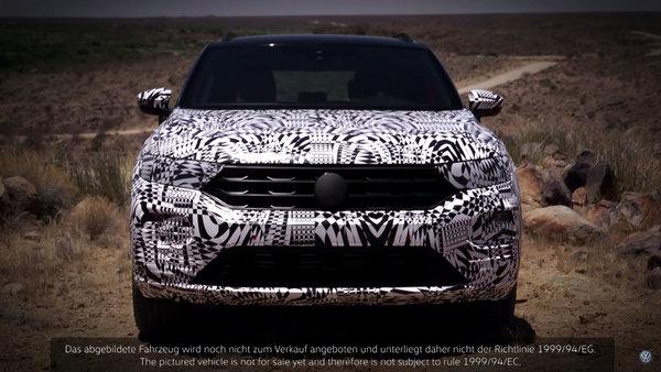 大众推全新小型跨界SUV 8月将正式发布-图3