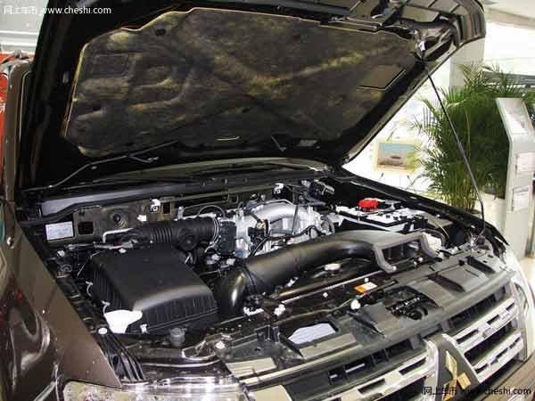 银川购三菱帕杰罗 最高优惠1万元 帕杰罗 银川车市