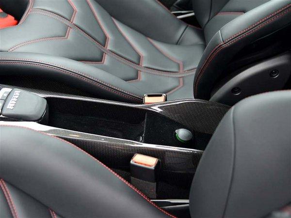 法拉利488动感优雅 豪华超跑不只是拉风-图8