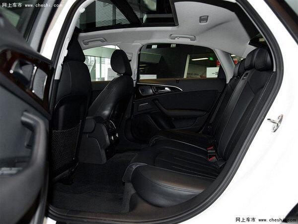 奥迪A6L优惠20万新行情 国产官车最低价-图10