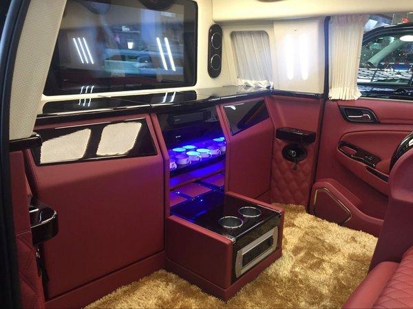 17款GMC商务之星 高配房车升级奢华尽显-图7