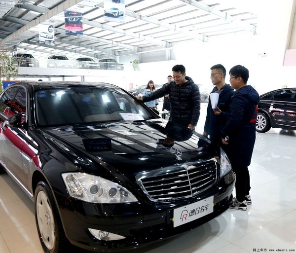 专访瑞诚二手车市场总经理池朝辉先生-图5