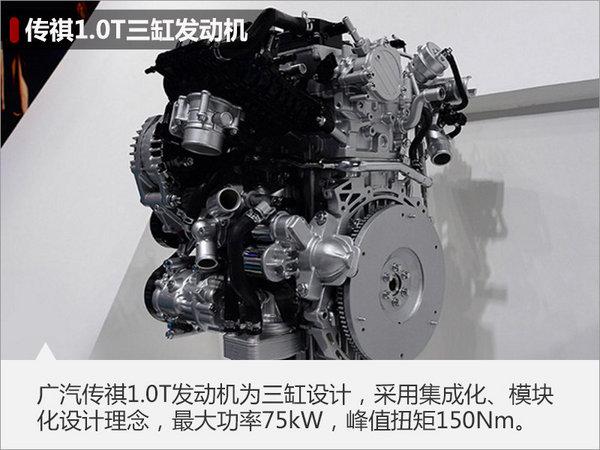 广汽传祺GA3S换小排量发动机 售价下调-图2