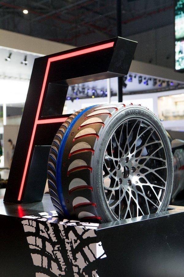 万力轮胎在上海国际车展发布万力F计划-图3