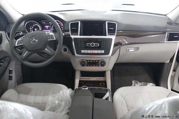 奔驰GL350霸气越野 增压SUV七座配置解析-图7