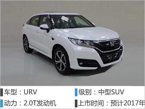 东风本田规划推4款新车 含两款7座SUV-图2