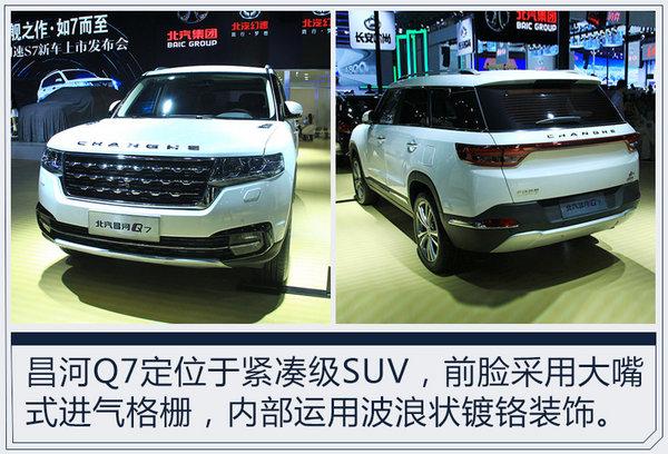 """刘诗津:北汽昌河""""年轻化"""" 明年将推新电动车-图1"""