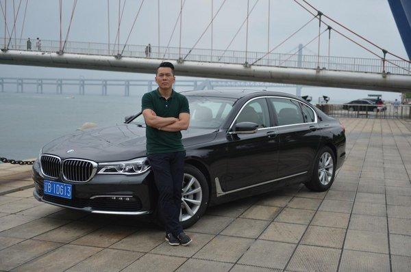 年少不一定就轻狂 访BMW 7系车主Mr.刘-图6