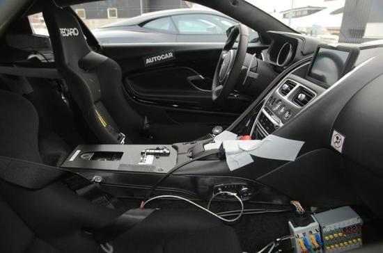 阿斯顿马丁推新Vantage 换搭小排量引擎-图4