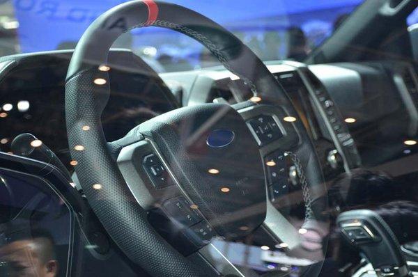 2017款福特F150现车 超级皮卡个性化改装-图4
