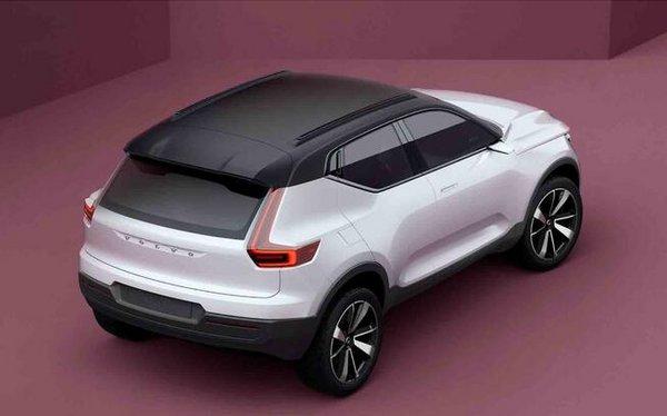 沃尔沃全新XC40预告 今年秋季正式发布-图2