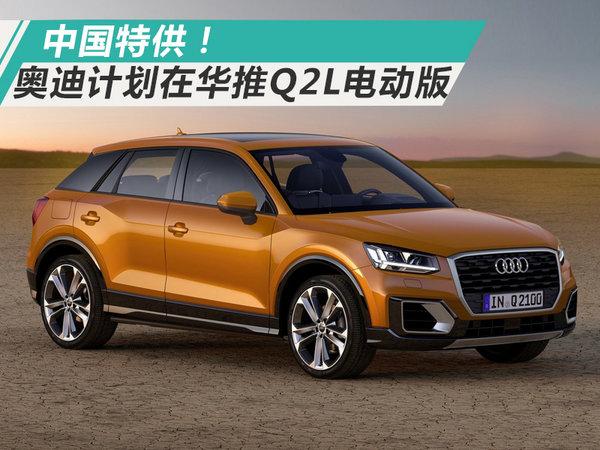 中国特供!奥迪计划在华推出Q2L纯电动版-图1