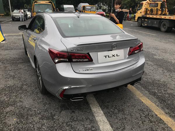 2017广州车展探馆:广汽讴歌国产首款轿车TLX·L-图4