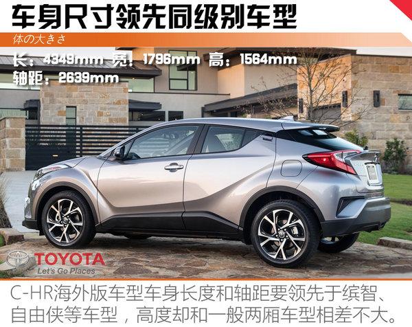 """注意!这是一辆""""假""""丰田 丰田C-HR解析-图6"""