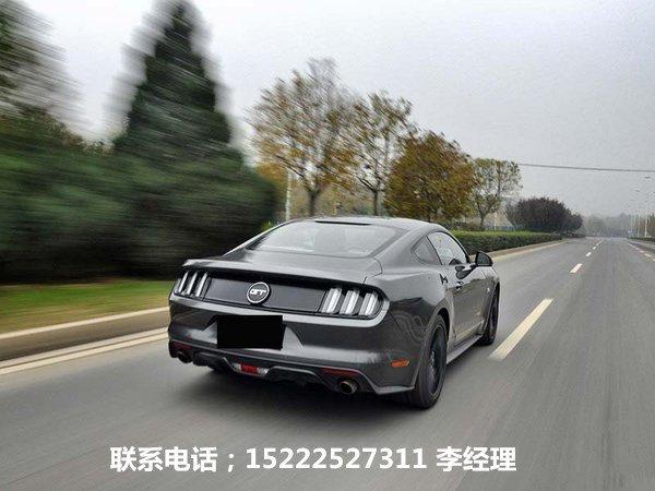 2017款福特野马2.3T 4座酷跑34.5万秒购-图3