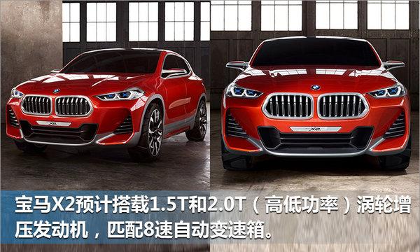 炫!奔驰+宝马+奥迪 将推出10款SUV-图6