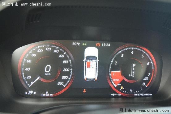 沃尔沃全新XC60 正式上市 深圳实拍-图7